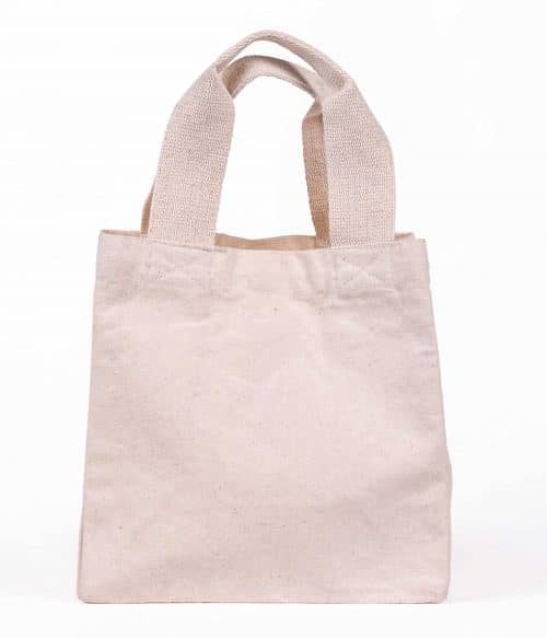 Small Shopper Bag Natural