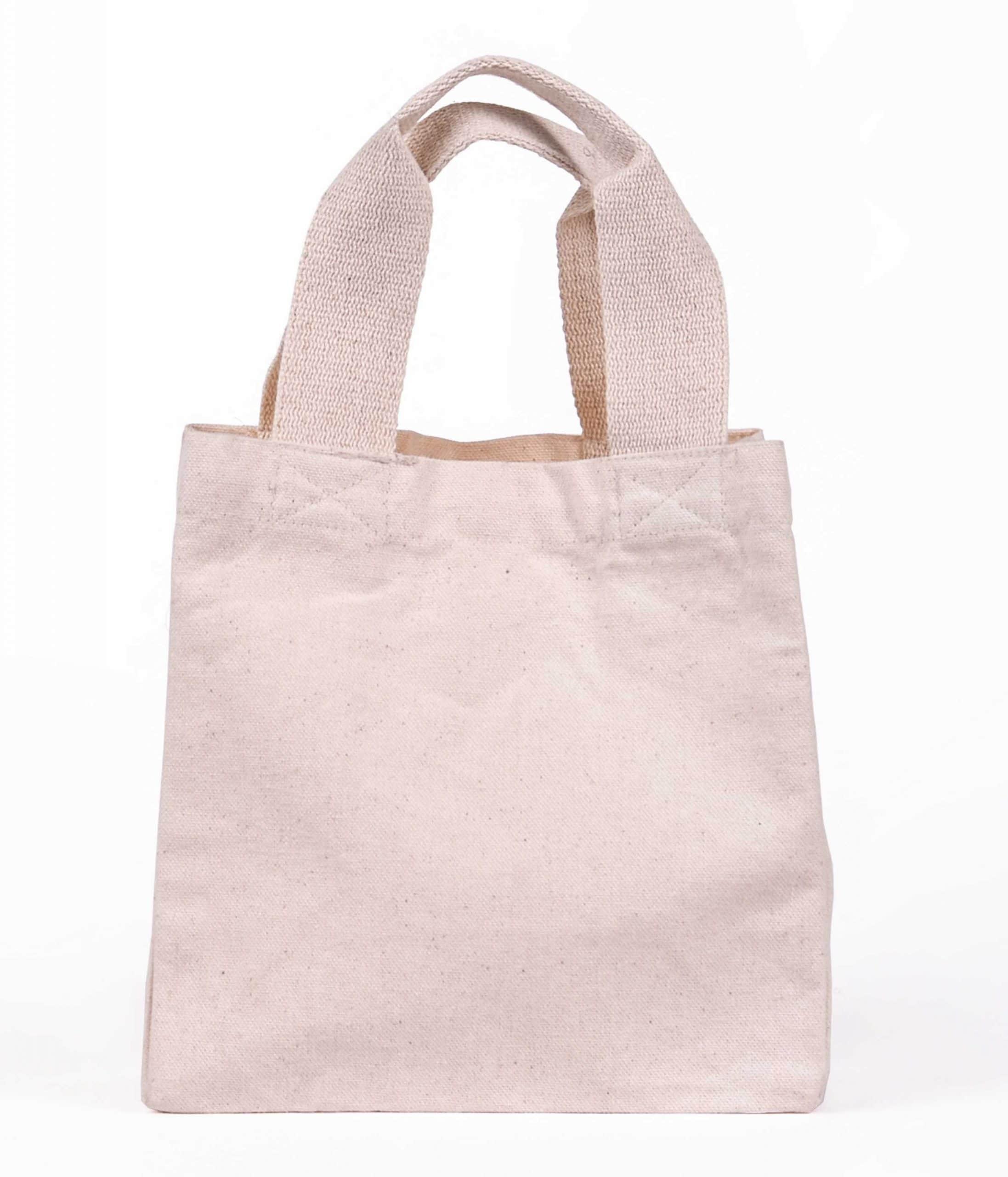 Small Shopper Bag Natural