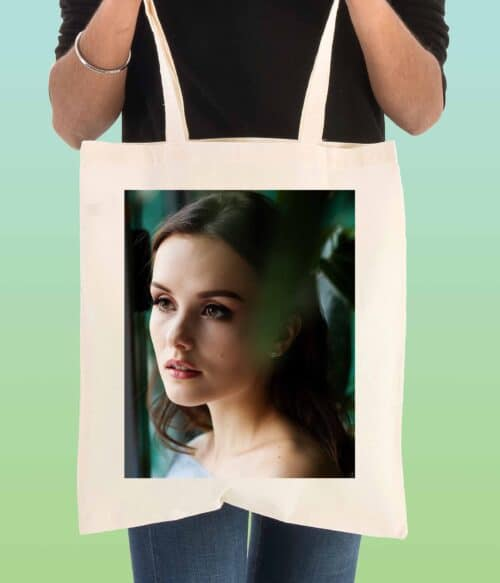 Full Photo personalised tote bag