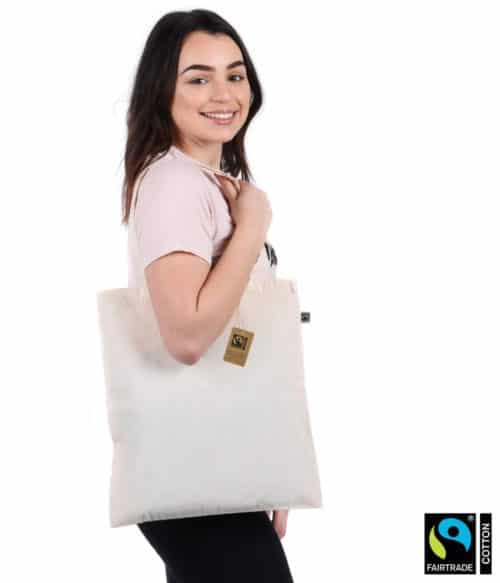 Fairtrade Cotton Tote