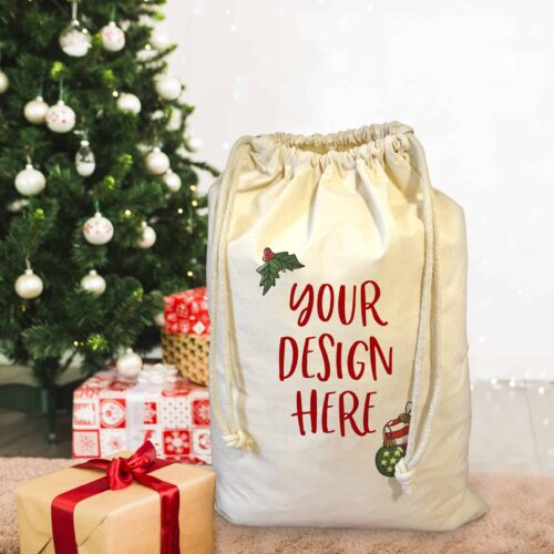 Design your own Christmas Sack