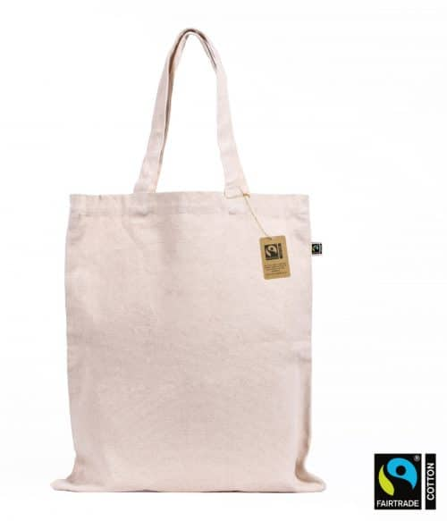 FTO Canvas Tote WITH FT LOGO