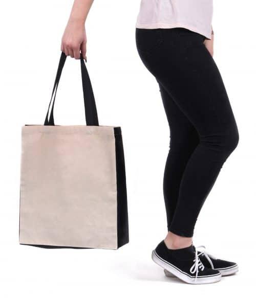 Contrast Luxury Shopper