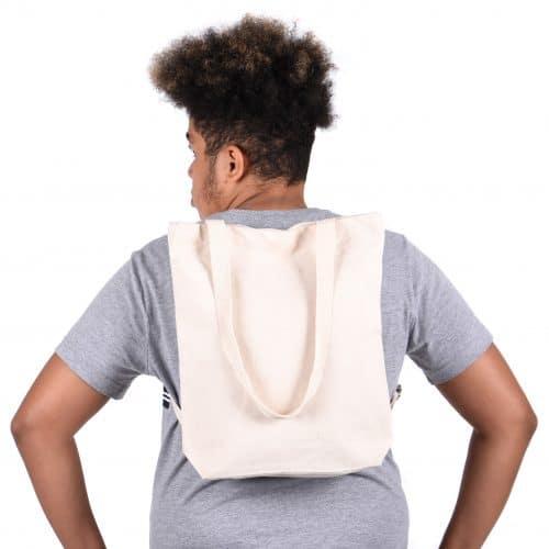 Backpack shopper
