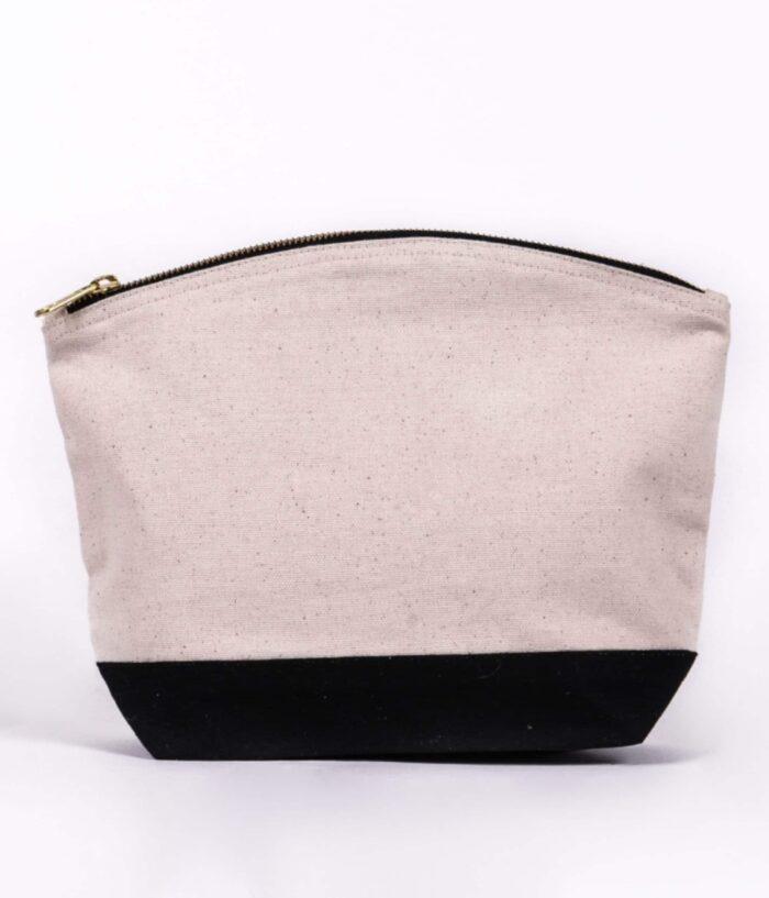 contrast wash bag