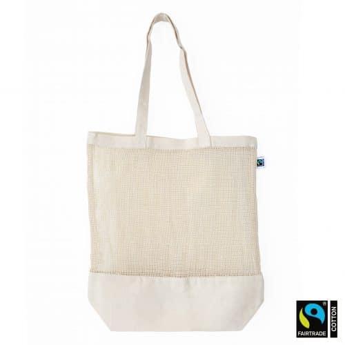 Mesh Shopper Bag