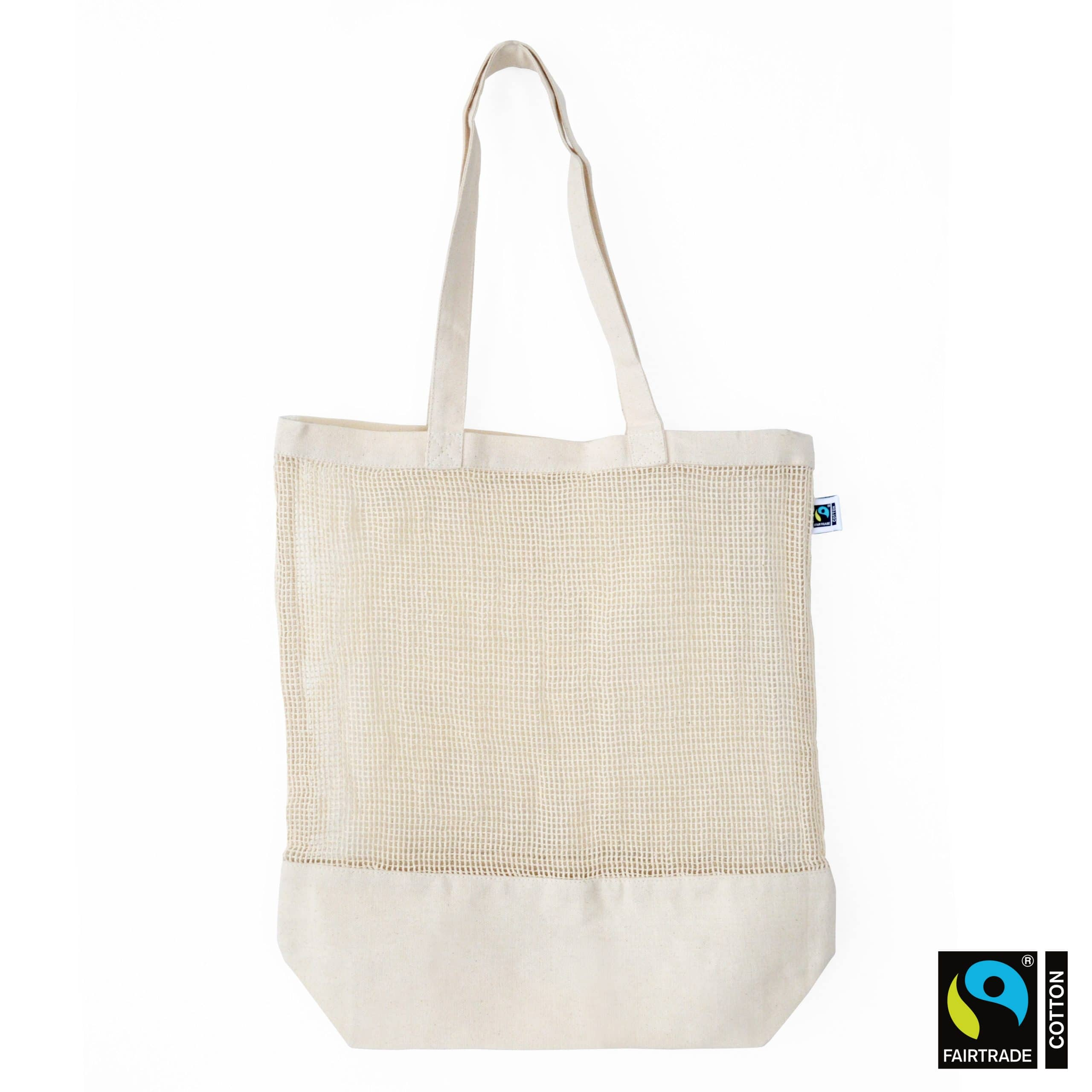 Mesh Shopper Bag