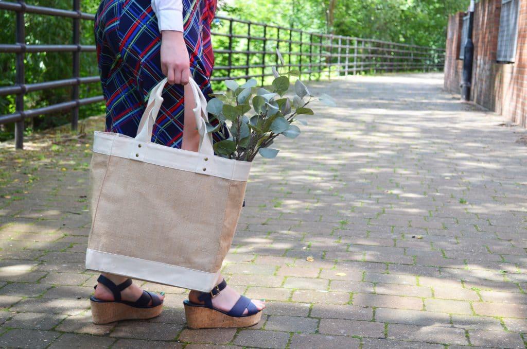 Premium Jute Shopper