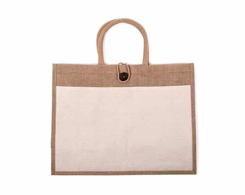 Landscape Pocket Jute