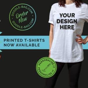 Doodle Bag T-shirts